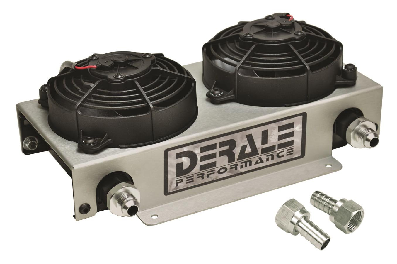 Derale 15840 Hyper Dual-Cool Remote Cooler by Derale (Image #1)
