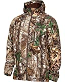 Rocky Men's Silent Hunter Rain Jacket, Camouflage, X-Large