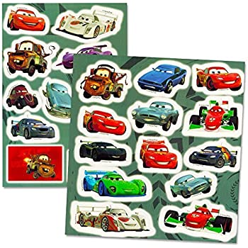 Disney Cars Activity Books Super Set Story Book Over 60 Stickers