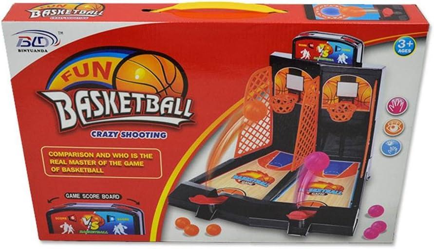 Mini-jeu de tir de basket-ball de bureau Jeu de table classique Jouet Cadeau
