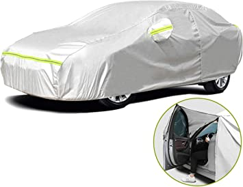 Fits Toyota Camry 5 Layer Car Cover Fitted Water Proof Outdoor Rain Snow Sun