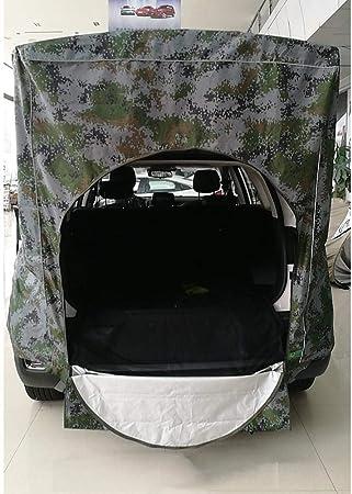 XTBB Tienda De Techo Coche Techo Trasero Equipo De Exterior Tienda De Campaña Canopy Tail Ledger Picnic Toldo para Volkswagen Skoda Mazda Honda Toyota Nostandbar: Amazon.es: Hogar