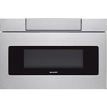 Amazon.com: Sharp, horno microondas SMD2470AS, de 24 ...