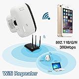 Jili Online Wifi Range Extender Wireless Booster