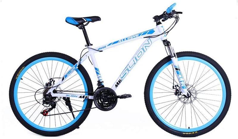 Wonduu Bicicleta Mountain Bike De Aluminio Safari EVO 2.0 Blanco ...
