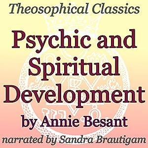 Psychic and Spiritual Development Audiobook