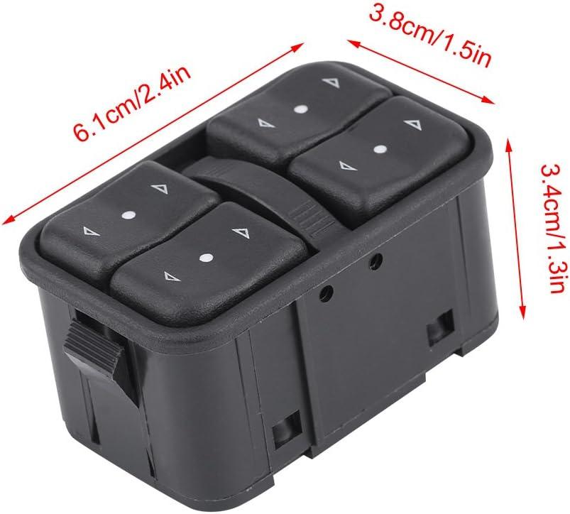 pulsante interruttore quadro elettrico per alzacristalli elettrici per 90561086 Interruttore alzacristalli elettrici
