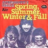 spring summer winter & fall / air 45 rpm single