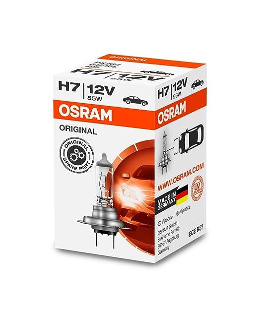 23 opinioni per OSRAM 64210L H7 LONGLIFE 12V 55W lampada del faro dell'automobile (bulb) 2 pezzo