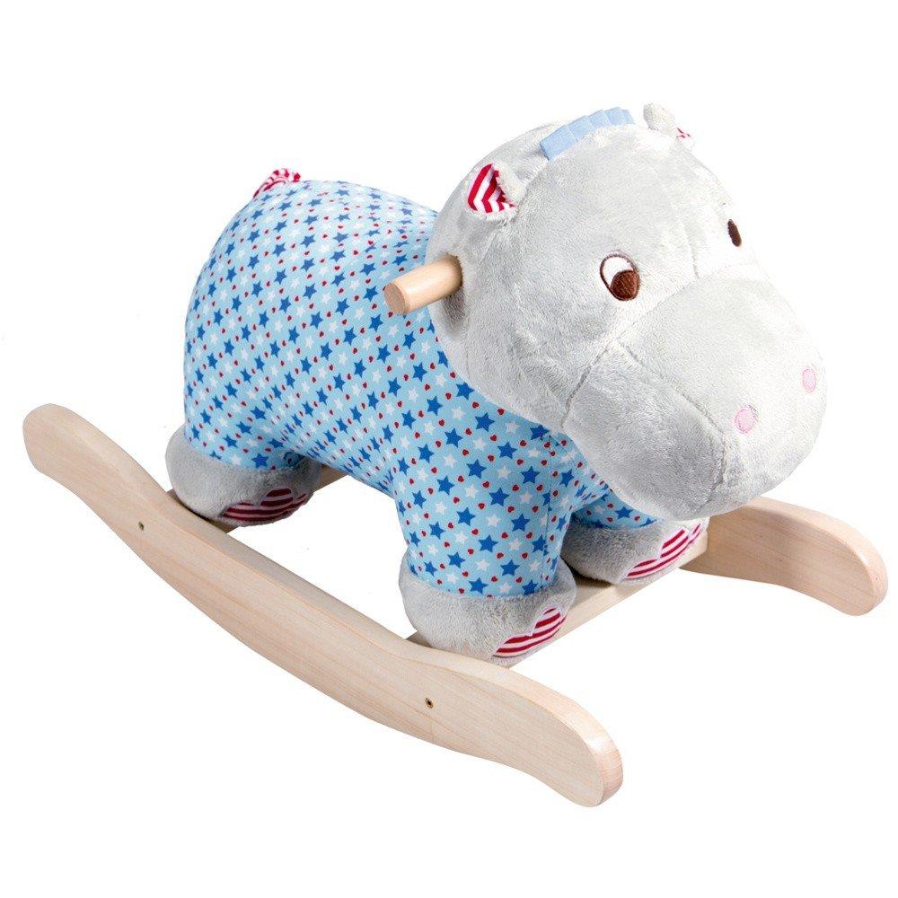 Spiegelburg 13408 Schaukel-Hippo BabyGlück