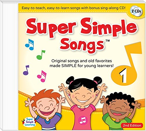 Super Simple Songs 1 product image