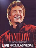 Manilow: Music and Passion - Live From Las Vegas (2006)
