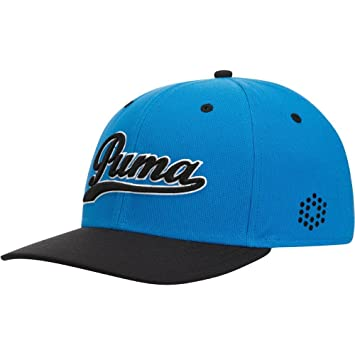 Puma Script Fitted - Gorra Surf The Web Black, Small/Medium: Amazon.es: Deportes y aire libre