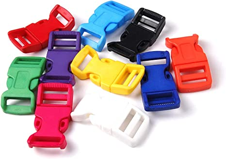 "1 Pc Side Release Clip 3//4/"" Side Release Buckle 3//4 Inch USA Shipper"