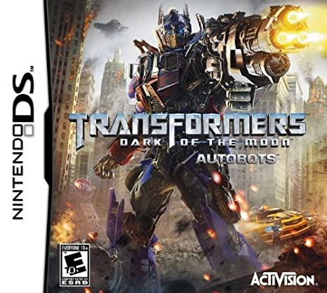 Transformers: Dark of the Moon Autobots, 3DS