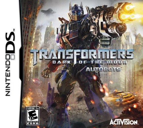 Transformers: Dark of the Moon Autobots - Nintendo DS