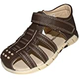 9d7c36e5c874 Walkright Girls Strappy Wedge Sandal in Gold - Size 4 UK ...