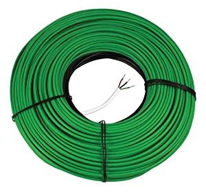 WarmlyYours Snow Melting Cable, 240V, 428 ft. (107 sq. ft.)