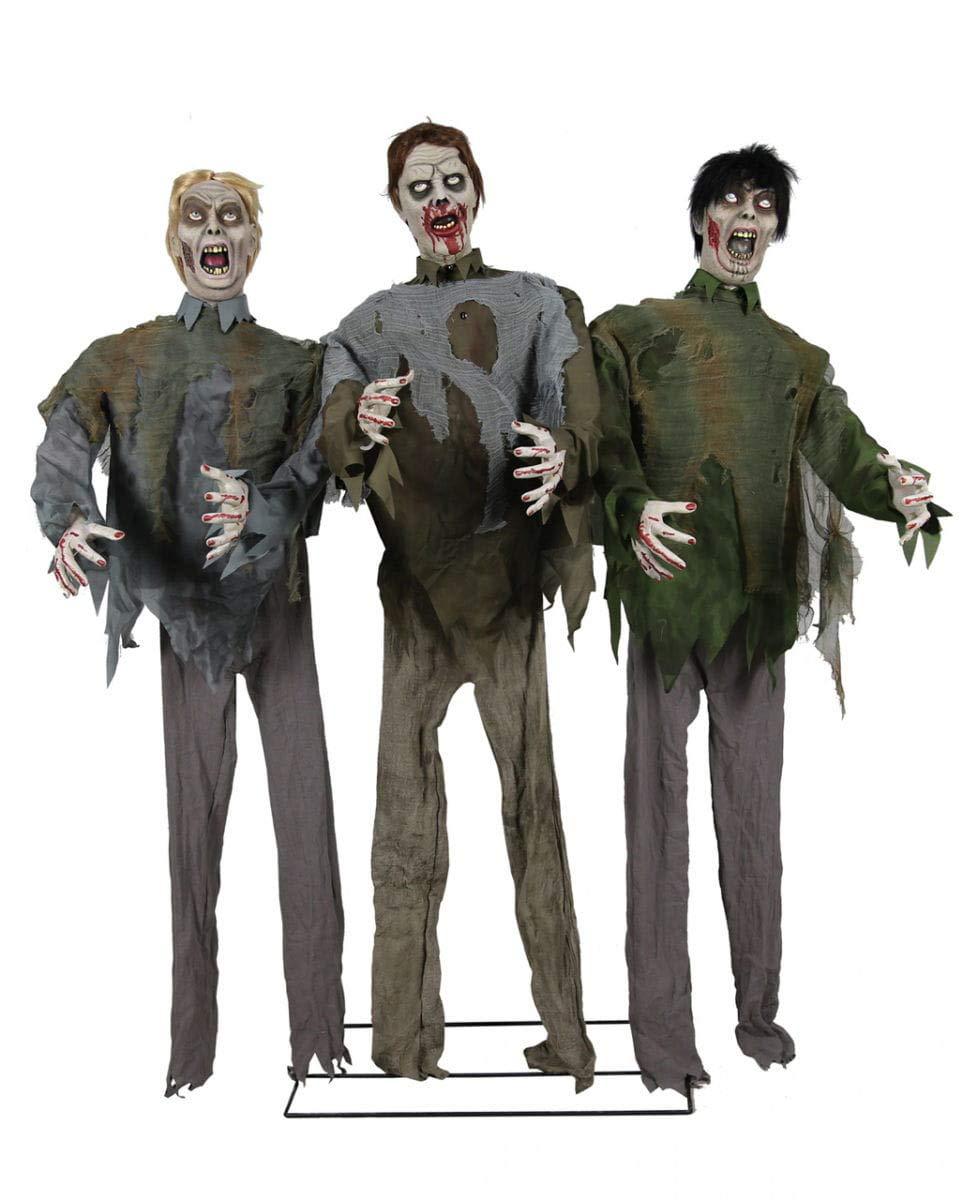 CTC High Voltage Psycho Elektrischer Stuhl Opfer Animatronic Halloween