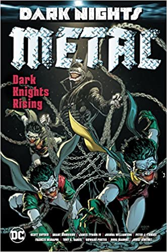 Image result for dark nights rising