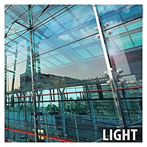 BDF S60 Window Film Transparent High Heat Rejection & UV Cut Silver 60 (60in X 100ft)