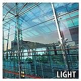 3m heat control film - BDF S60 Window Film Transparent High Heat Rejection & UV Cut Silver 60 (24in X 18ft)