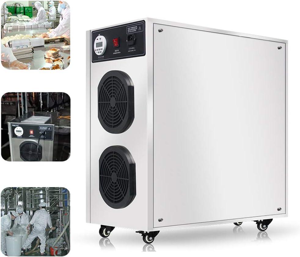 HD2DOG Generador De Ozono Comercial, Portátil Industrial 30000 MG ...