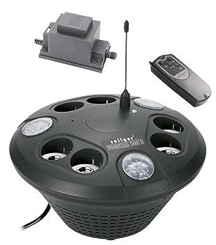 Seliger Nebler Fogstar 600 S - Generador de niebla (varios colores, 140 x 250 mm): Amazon.es: Jardín