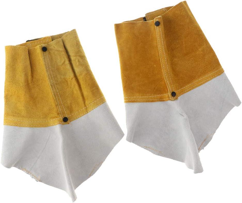 Milageto 1 Paio Di Scarpe Coprono Le Protezioni Protettive Per Le Gambe Resistenti Alla Fiamma