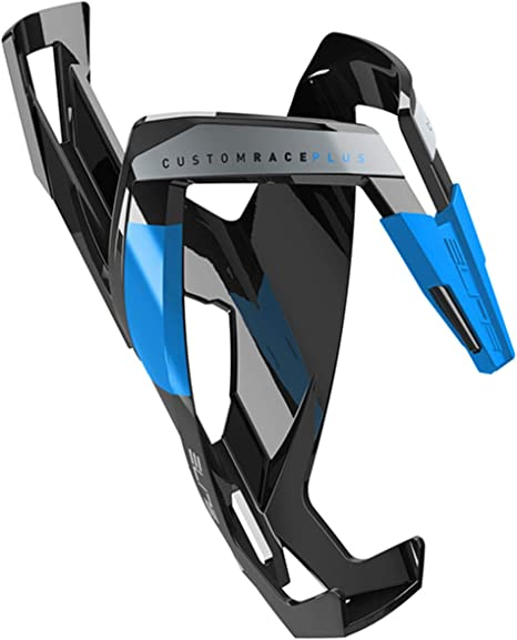 ELITE Cannibal Lateral Insertion Bike Bicycle Water Bottle Cage Blue
