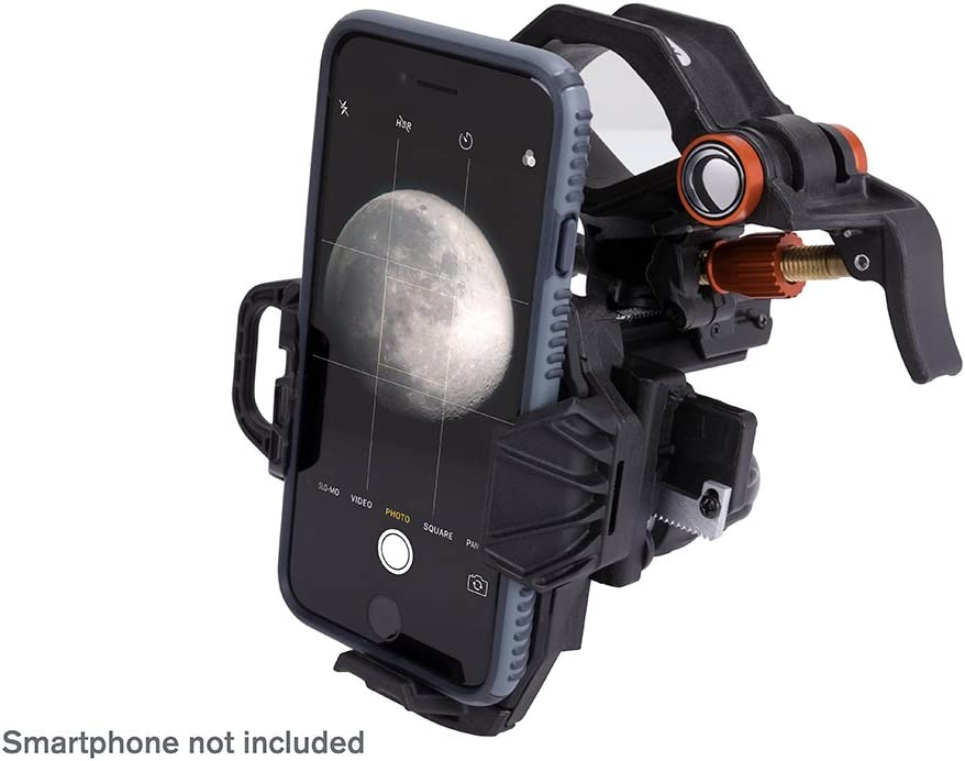 Celestron NexYZ 3-Axis Telescope Camera/Smartphone Mount: Amazon ...