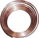"Refrigeration Copper Tubing, 1/8"" x 50'"