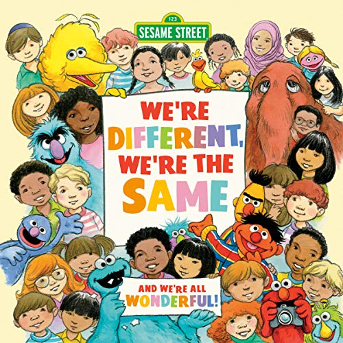 Book Cover: We're Different, We're the Same