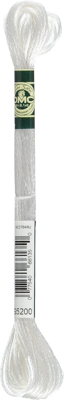 DMC 1008F-S310 Shiny Radiant Satin Floss 8.7-Yard Black