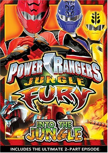 Amazon power rangers jungle fury into the jungle dvd import amazon power rangers jungle fury into the jungle dvd import tv voltagebd Choice Image