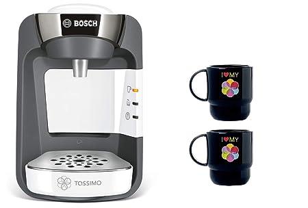 Bosch TAS3204 Tassimo Suny - Cafetera automática (1300 W ...