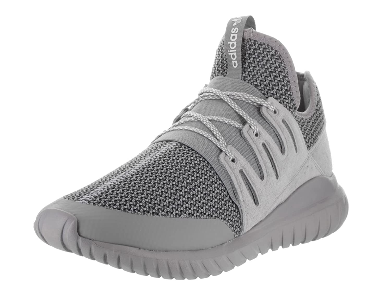 adidas Originals Tubular Radial in Antique Brass/solid Grey BB2394