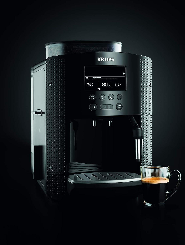 Amazon.com: Krups EA81M8 Roma - Máquina de café totalmente ...