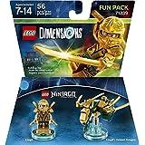 Warner Bros Lego Dimensions Lloyd Fun Pack - Lloyd Fun Pack Edition