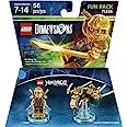Ninjago Lloyd Fun Pack - Lego Dimensions - Outbox