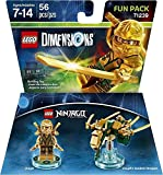 Warner Bros Lego Dimensions Lloyd Fun Pack - Ninjago Lloyd Fun Pack Edition