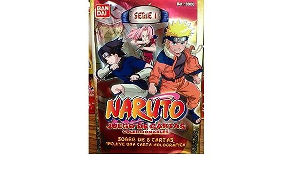 Bandai Naruto sobre Ampliacion 8 Cart: Amazon.es: Juguetes y ...