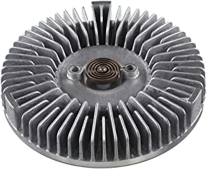 A-Premium Engine Cooling Fan Clutch for Ford Explorer Explorer Sport Trac Mercury Mountaineer 2001-2005 Lincoln Aviator 2003-2005