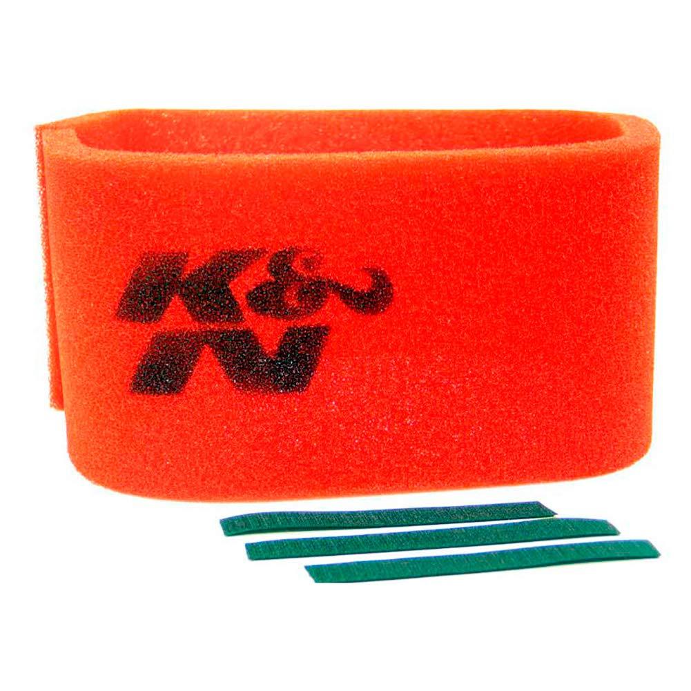 K/&N 25-3924 Red Oiled Foam Precleaner Filter Wrap 24x48 Universal Sheet