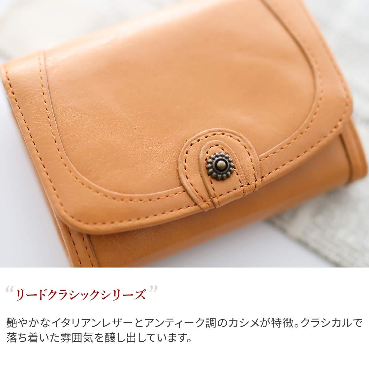 bf6a13cf8611 Amazon   [ダコタ] Dakota 二つ折り財布 0036206 (0030006) リードクラシックシリーズ ブラック  DA-32006-10   財布