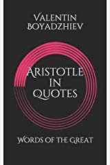 Aristotle in Quotes: Words of the Great Paperback