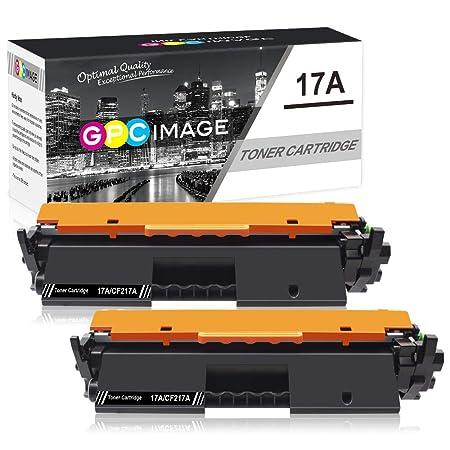 GPC Image Cartucho de tóner compatible de repuesto para HP 17A ...