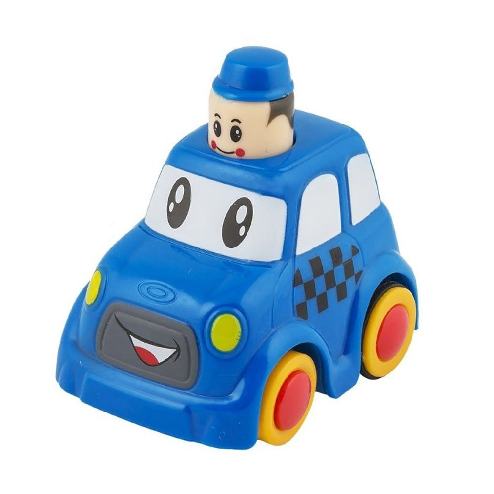 Zoomster Push n' Go Car Colors may vary