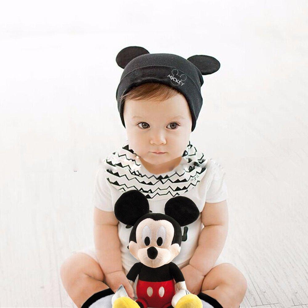Set de regalo de gorro y botines de algodón de Mickey Mouse de ...