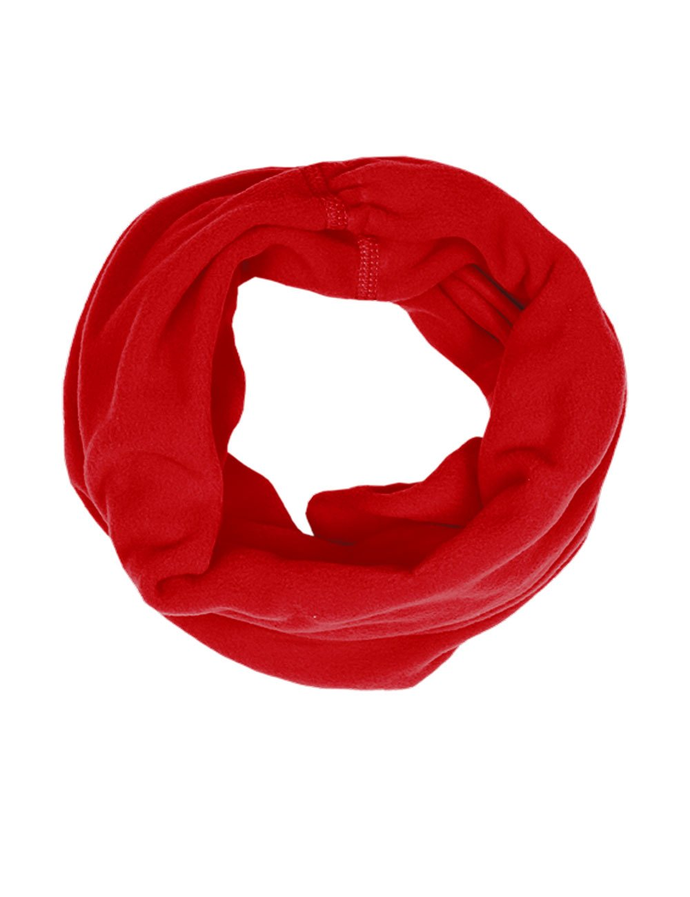 maximo Girl's Multifunktionstuch Neckerchief Red (Rot 2) 63600-752596_2